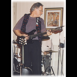 The 1998 Anniversary Party Barry on Vocals & Rhythm Guitars