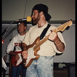 1991 Fender benders!